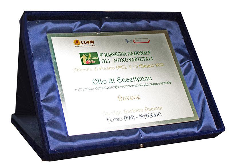 OLIO DI ECCELLENZA<br>Ravece